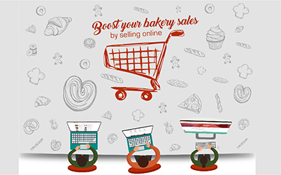 Boost your Bakery sales by selling online