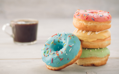 The Donut - A Dessert with a Past and Future