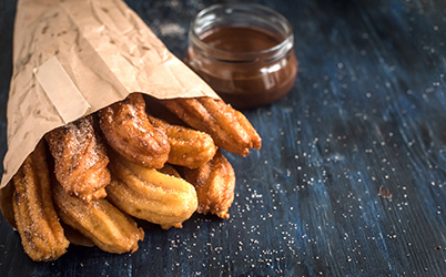 Churros - The Future Trend