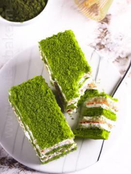 EF MATCHA TEA CAKE MIX