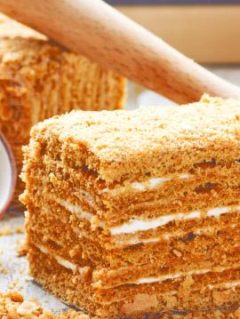 EF TOFFEE CARAMEL CAKE MIX