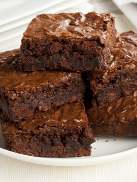 FUDGY BROWNIE MIX - VEG