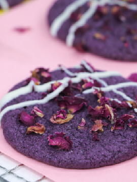 LAVENDER BERRY COOKIE MIX