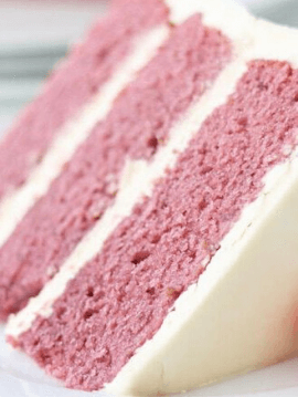 EF RASPBERRY VELVET CAKE MIX
